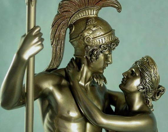 ares and athena relationship with other god