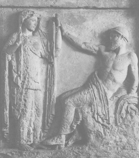 what is the relationship between zeus and hera in iliad